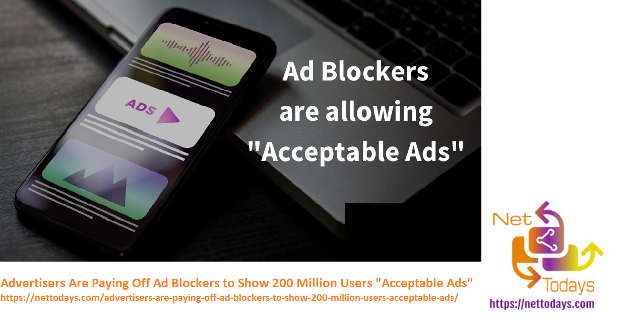 Advertisers Are Paying Off Ad Blockers