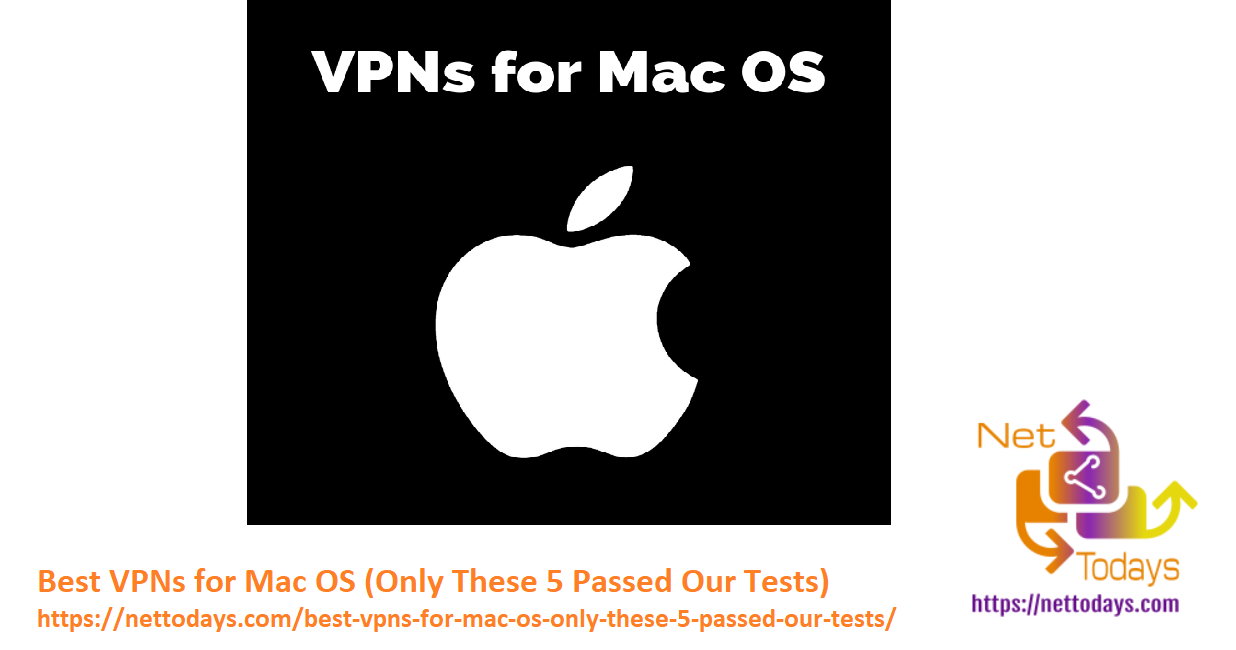 Best VPNs for Mac OS (Only These 5 Passed Our Tests)