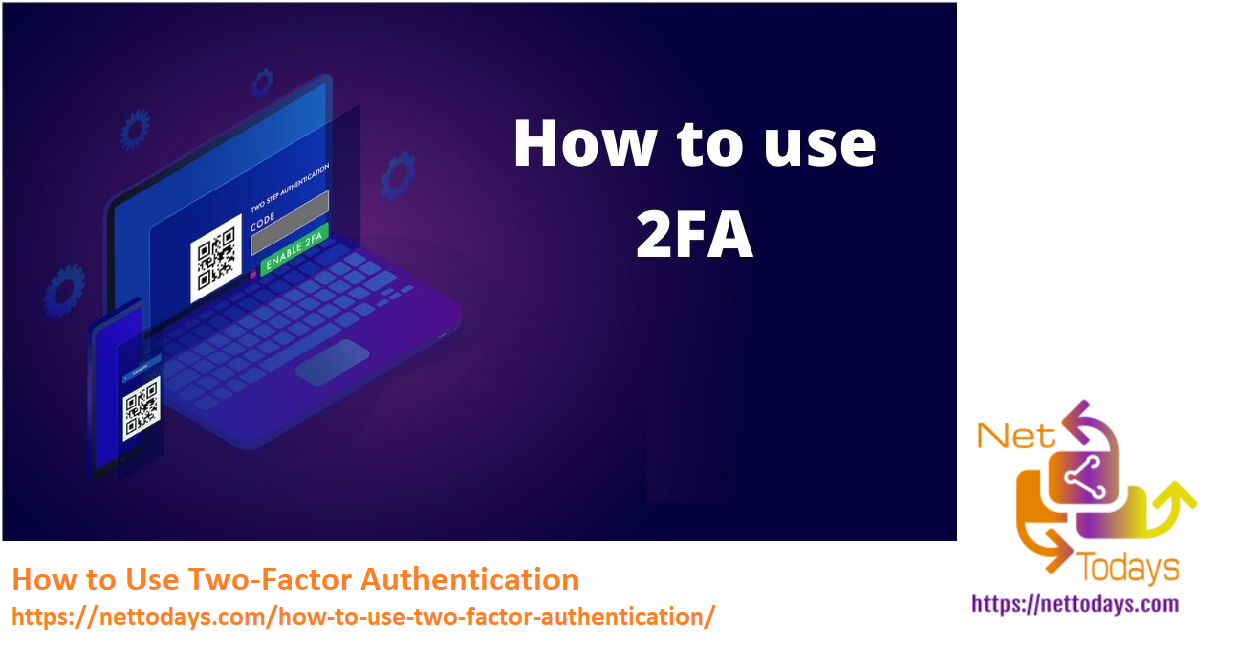 How to Use Two-Factor Authentication