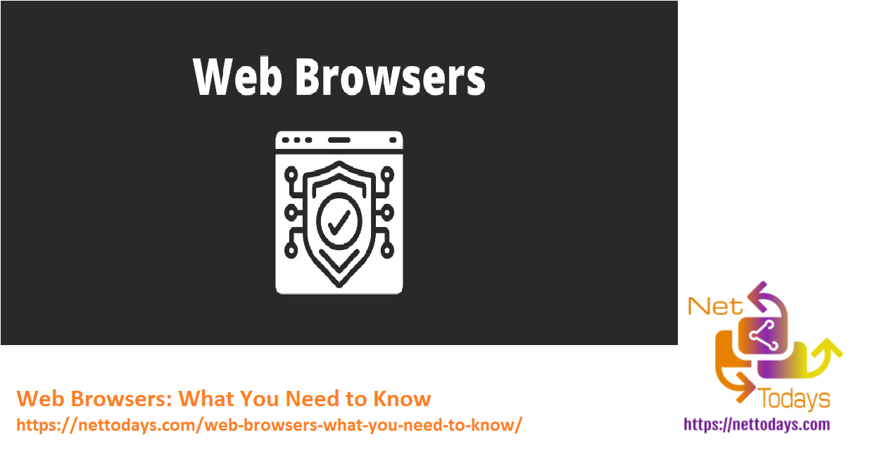 Web Browsers What You Need to Know