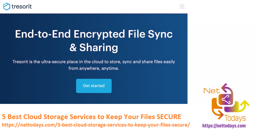 5 Best Cloud Storage Services to Keep Your Files SECURE