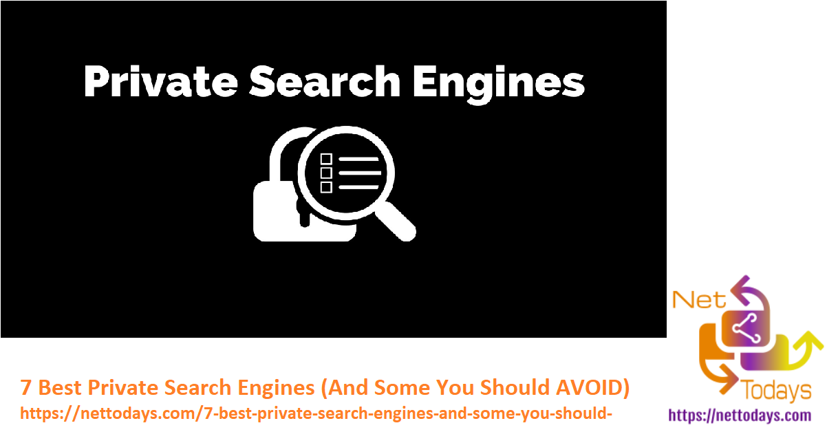 7 Best Private Search Engines