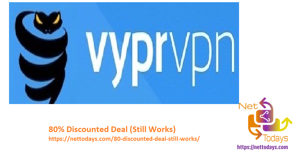 80% Discounted Deal
