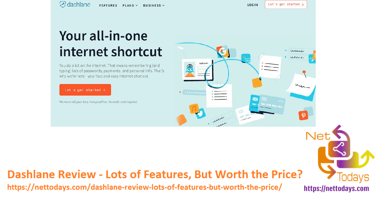 Dashlane Review - Lots of Features, But Worth the Price
