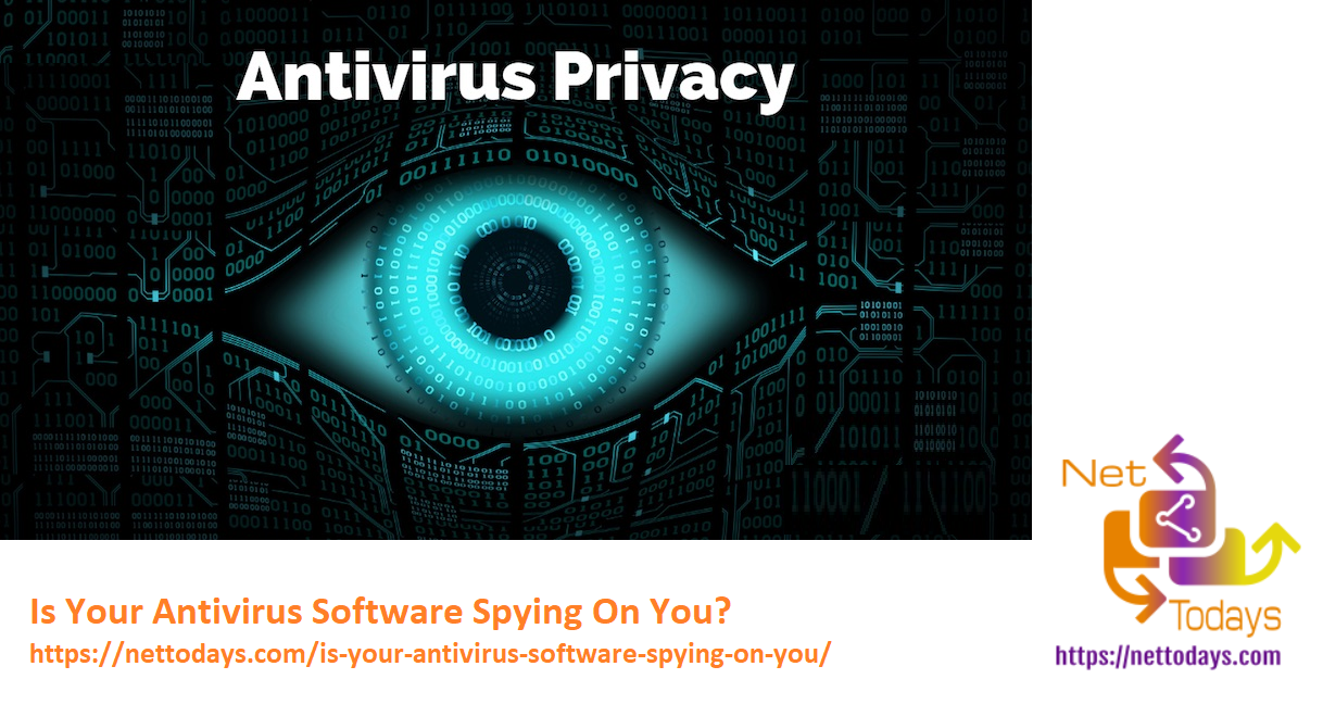 Is Your Antivirus Software Spying On You?