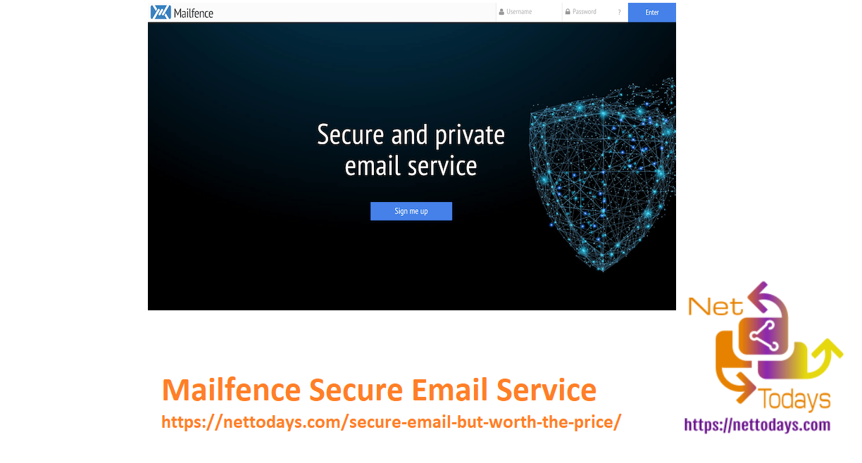 Mailfence Secure Email Service