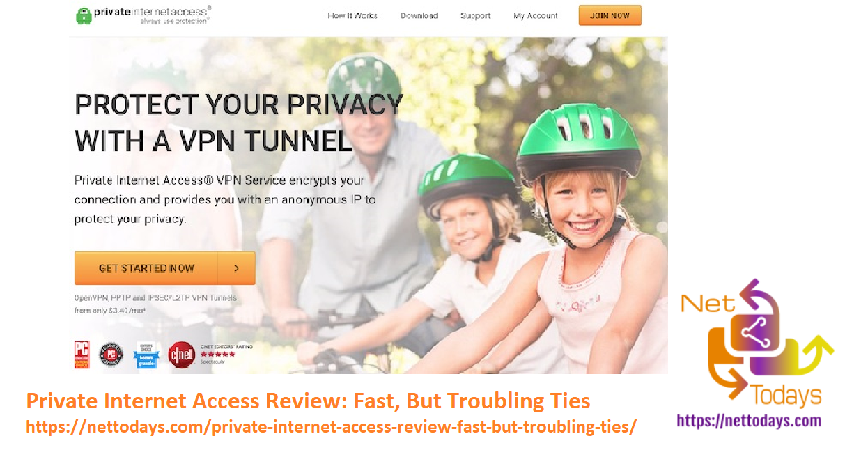 Private Internet Access Review Fast, But Troubling Ties