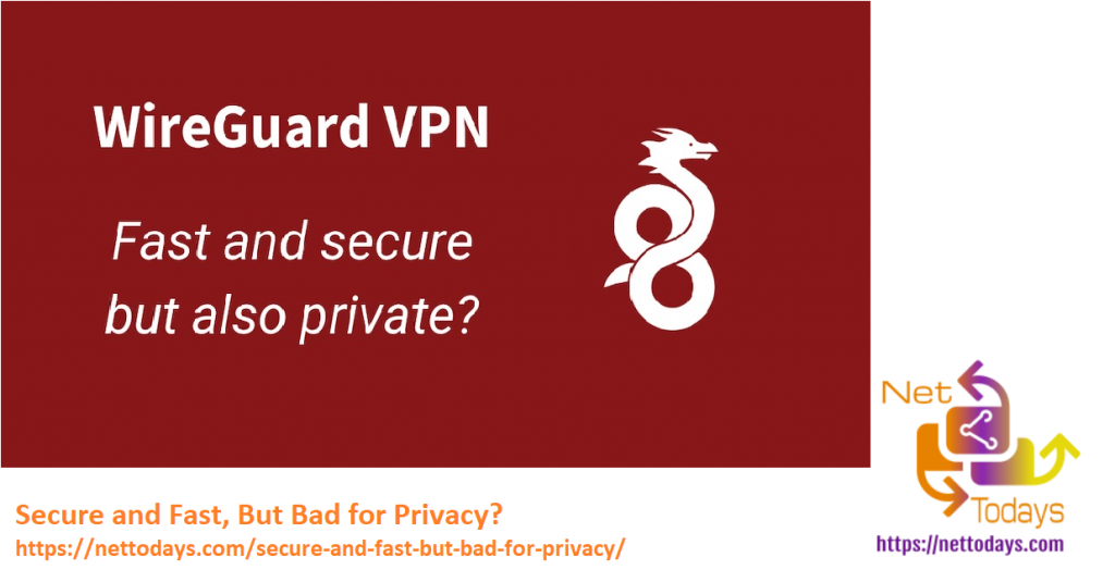 Secure and Fast, But Bad for Privacy