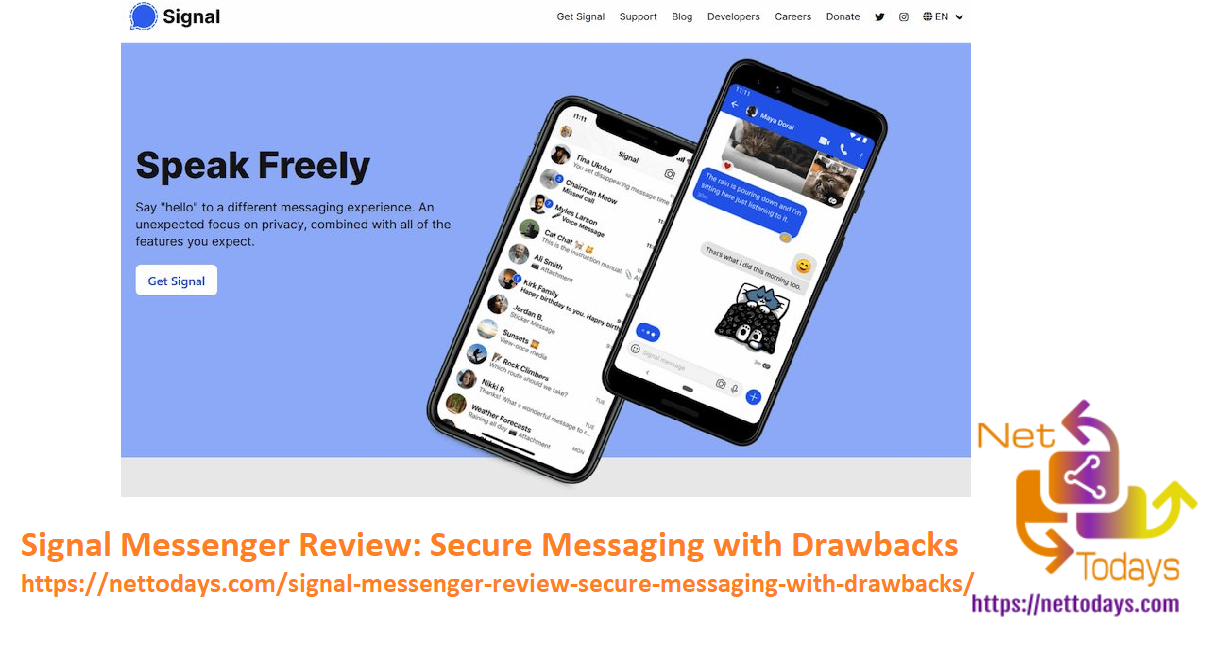 Signal Messenger Review: Secure Messaging with Drawbacks