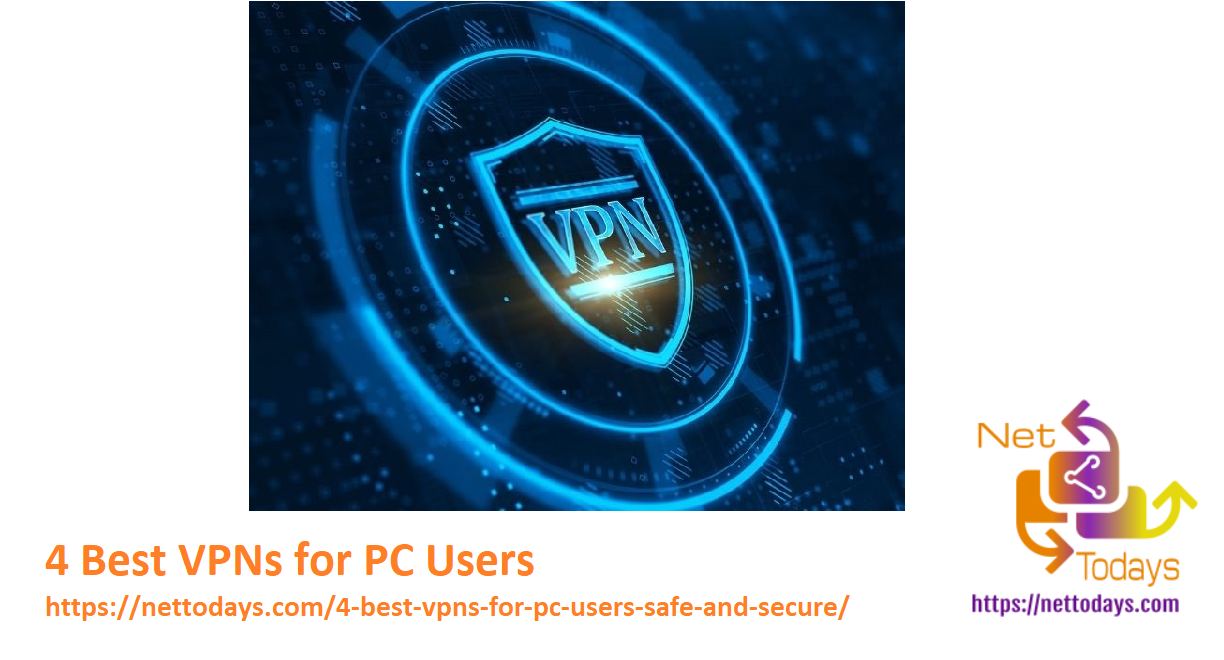 4 Best VPNs for PC Users