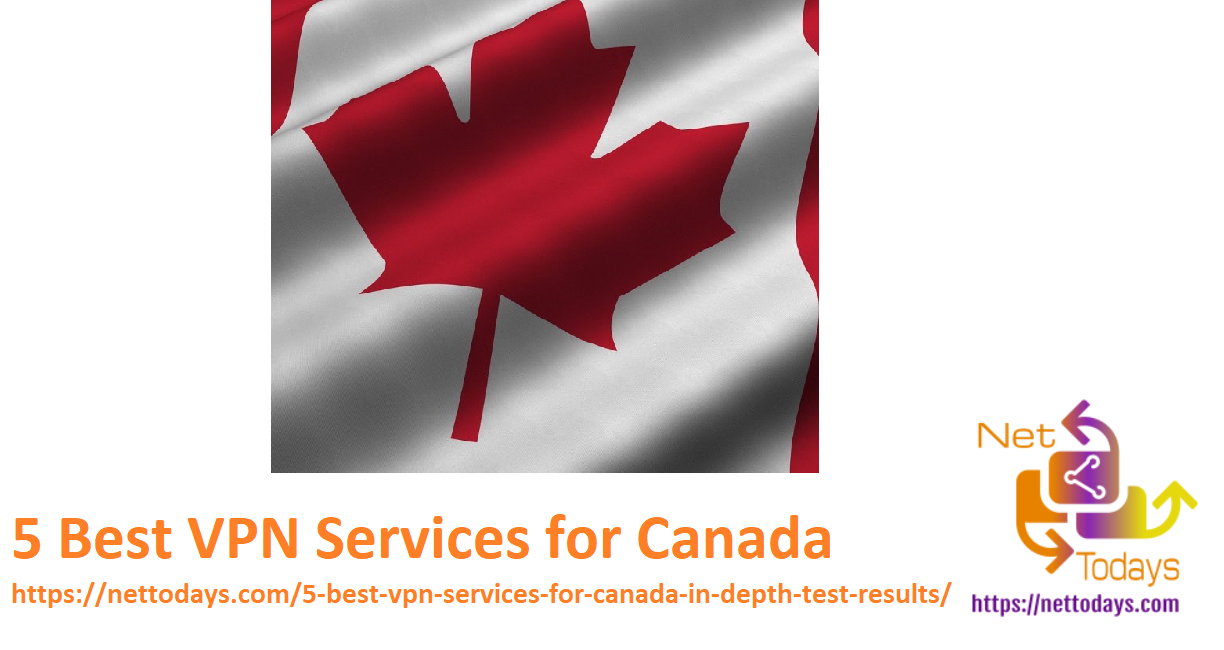 5 Best VPN Services for Canada